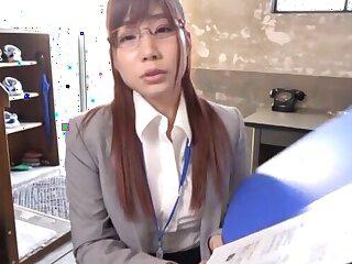 Amateur video of pretty Hasegawa Rui getting fucked balls deep