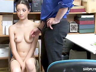 Once she was caught shoplifting, Scarlett Bloom could fuck her way out of the trouble