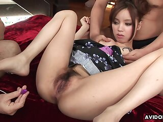 AvidolZ - Idol Collection Lina Aishima scene 1
